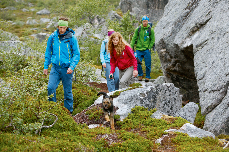 Go out and explore the nature and get ready to do so with the Norrona collection